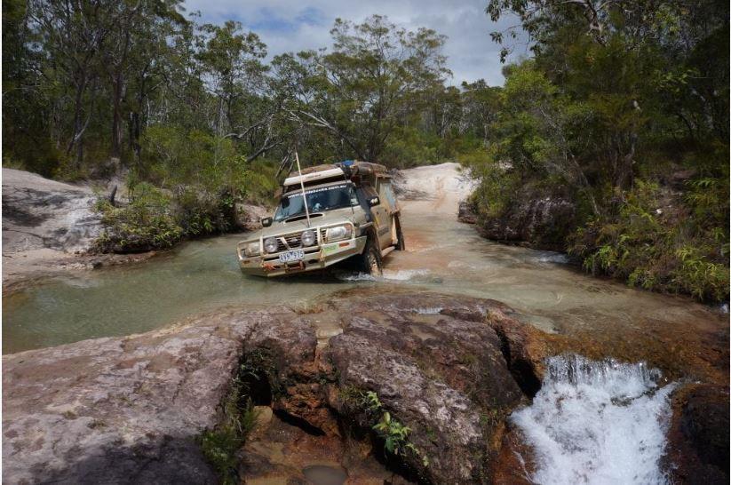 a62b08958 Cape York tag-along with 4×4 Australia Magazine s Ron Moon-Special Tours